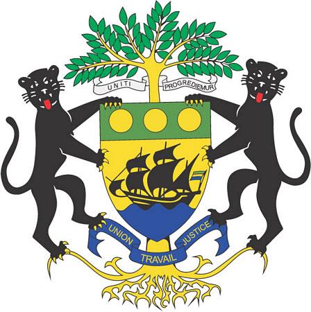 Габон (герб) — Мегаэнциклопедия Кирилла и Мефодия — медиаобъект