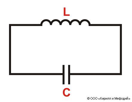 Колебательный контур (схема)