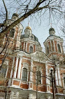 Замоскворечье (церковь Климента папы римского)