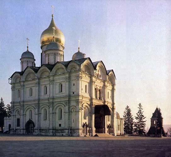 Москва (Архангельский собор)