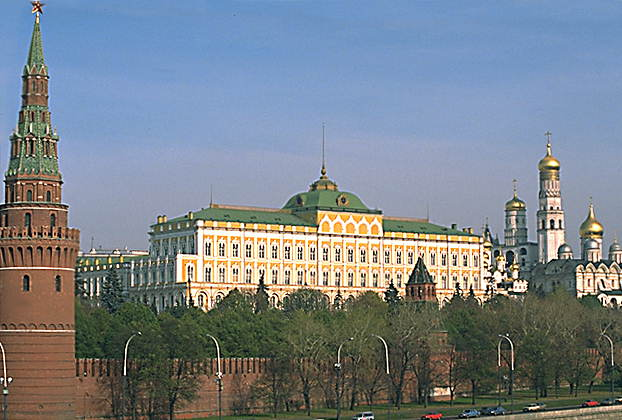 Москва (Большой Кремлевский дворец)