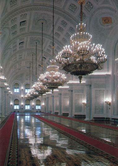 Москва (Георгиевский зал)
