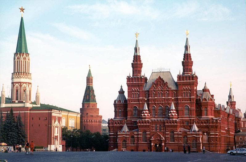 Москва (Исторический музей)