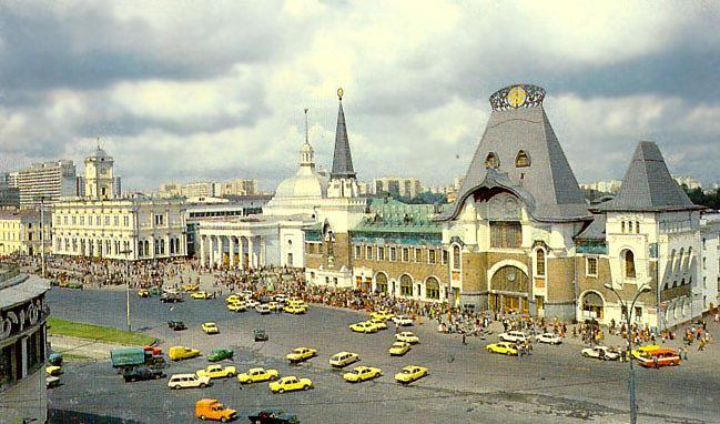 Москва (Комсомольская площадь)