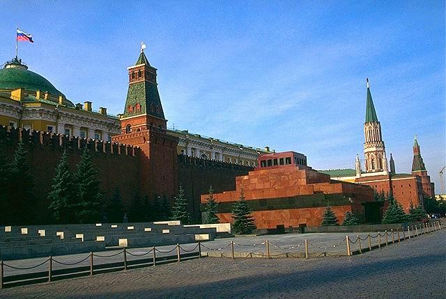 Москва (Красная площадь)