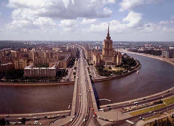 Москва (Кутузовский проспект)
