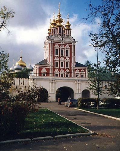 Москва (Новодевичий монастырь)