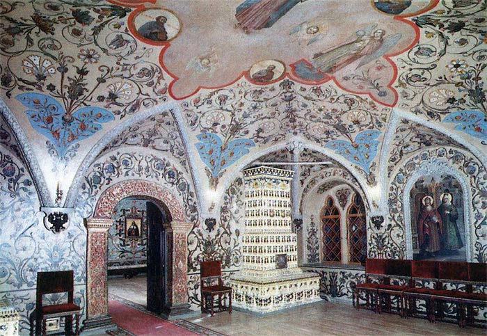 Москва (Передняя комната Теремного дворца)