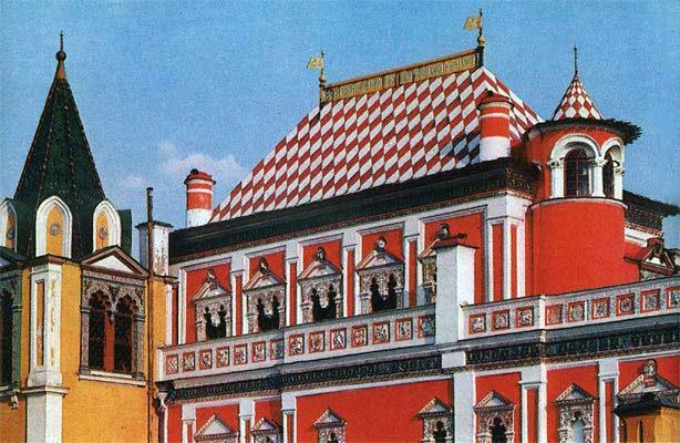 Москва (Теремной дворец)