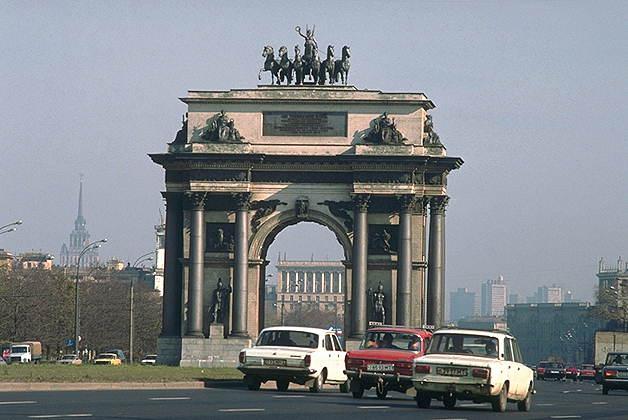 Москва (Триумфальная арка)