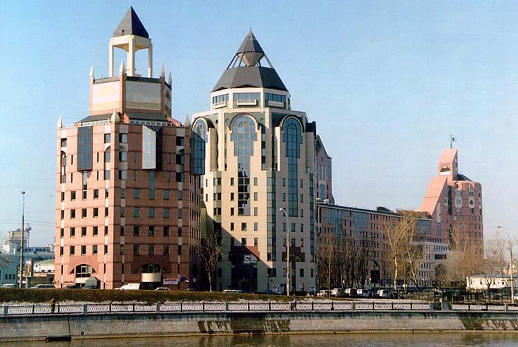 Москва (бизнес-центр)