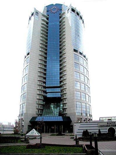 Москва (торгово-офисный центр «Багратион»)