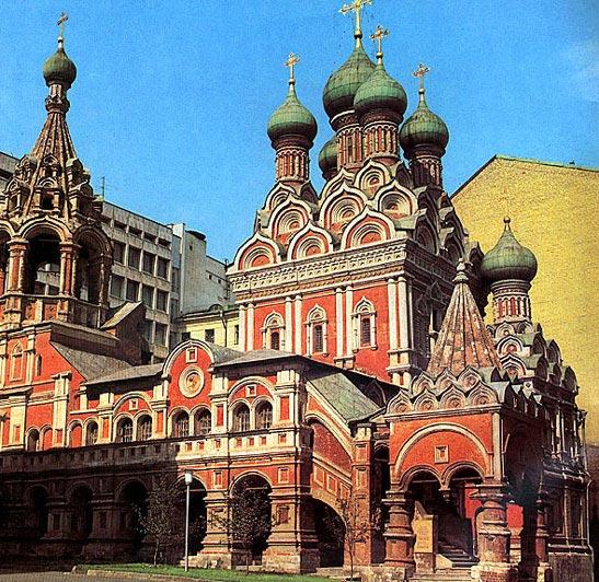 Москва (храм Троицы в Никитниках)