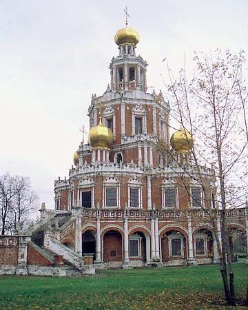 Москва (церковь Покрова в Филях)