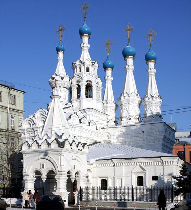 Москва (церковь Рождества Богородицы в Путинках)
