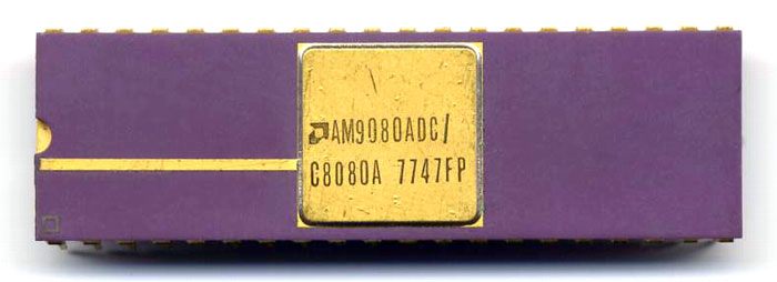 AM9080ADC/C8080A (1977 год)