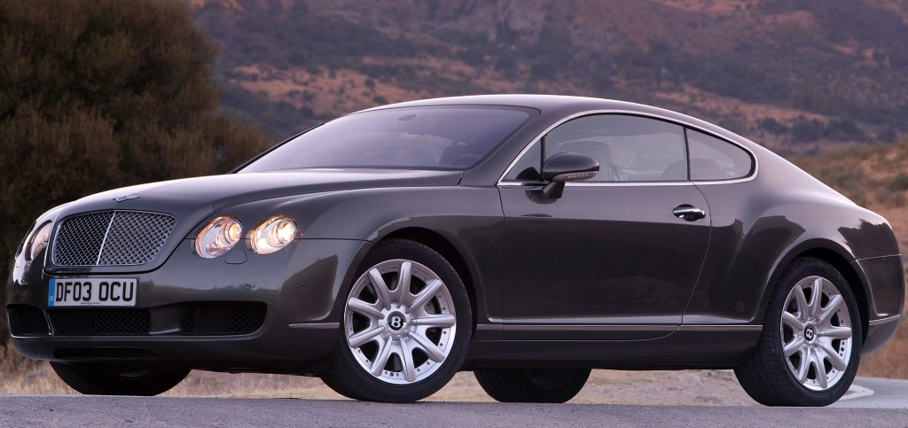 Bentley (Bentley Continental GT)