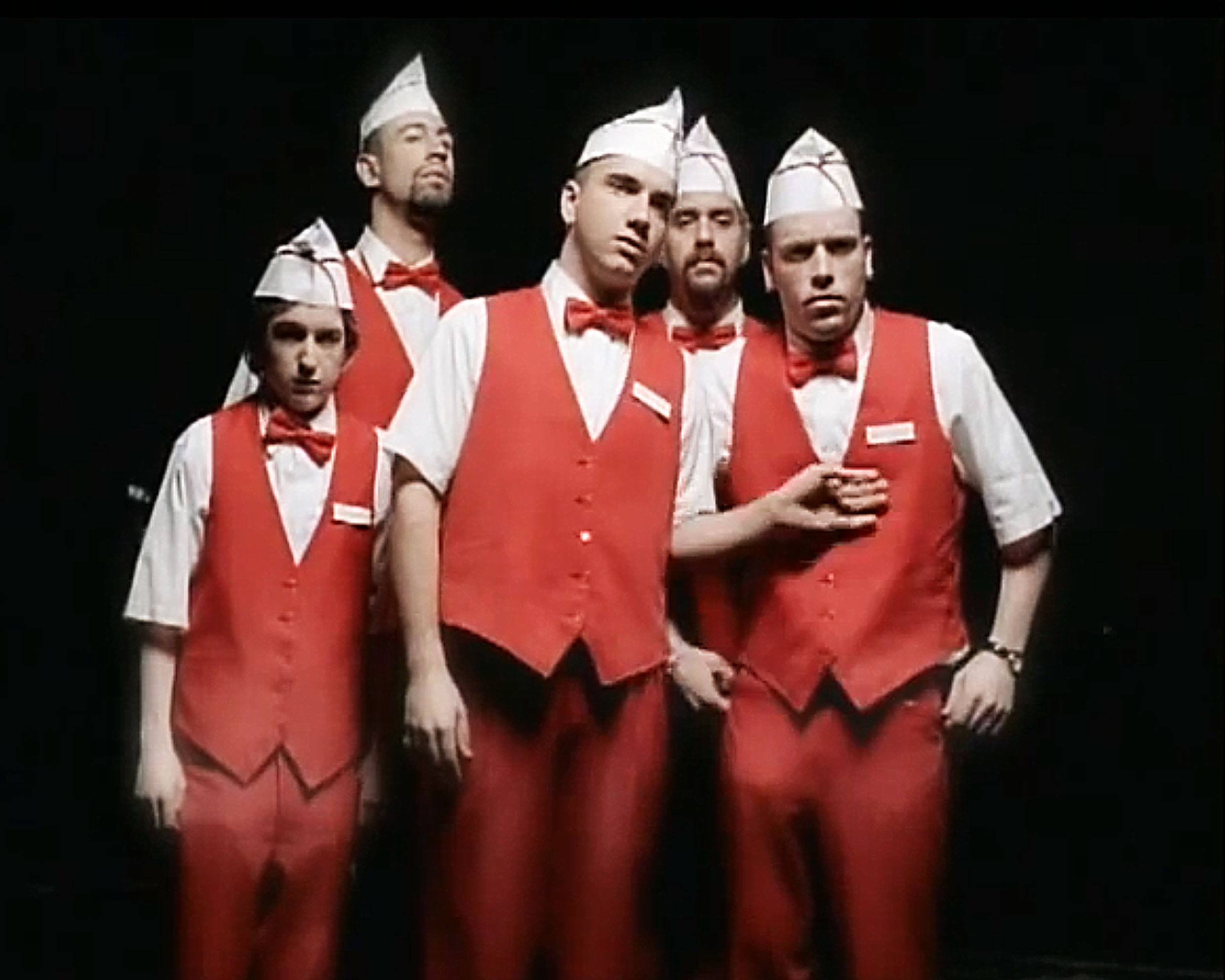 Bloodhound Gang (Along Comes Mary)