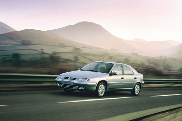 Citroën Xantia 1.8i 16V Seduction