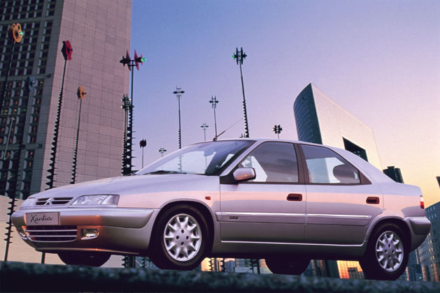 Citroën Xantia 2.0i 16V Exclusive