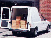 Volkswagen Caddy Pickup